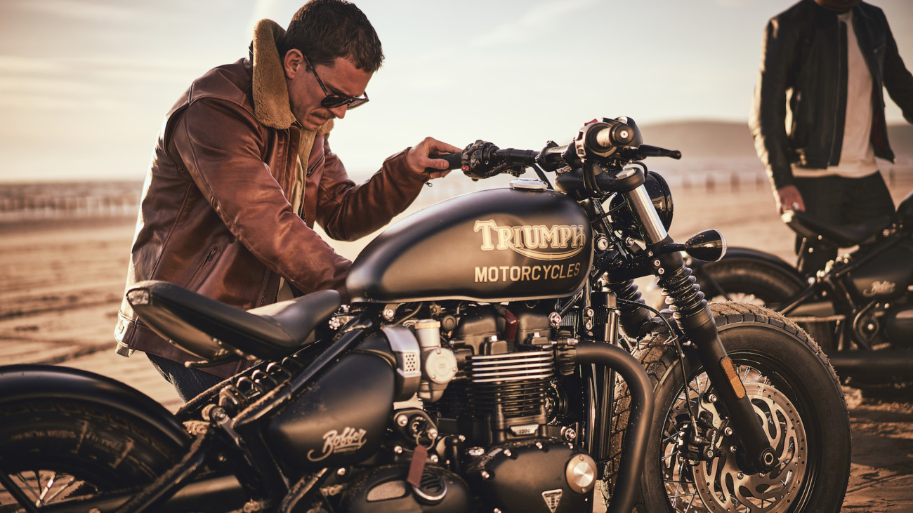 Triumph Motorcycles SS20